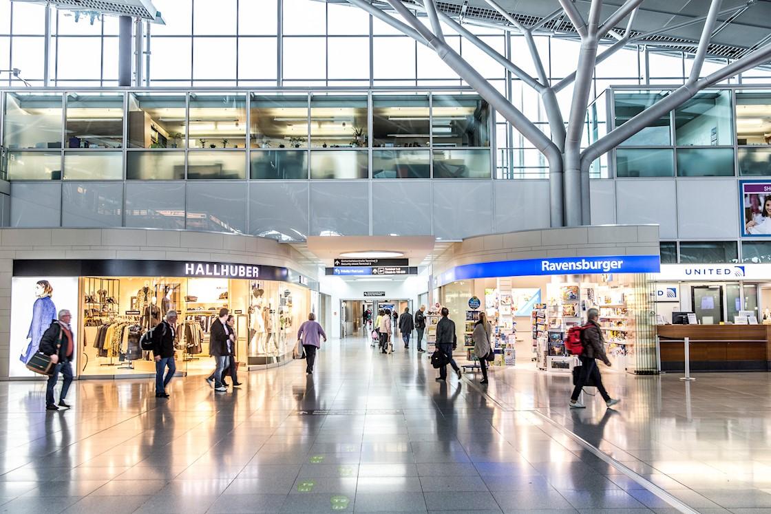 Deutsche Bank Stuttgart Flughafen